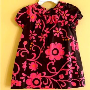 Girls dress 12-18M baby gap